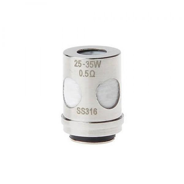 Vaporesso EUC Ceramic Coils 5 pack 0.5ohm
