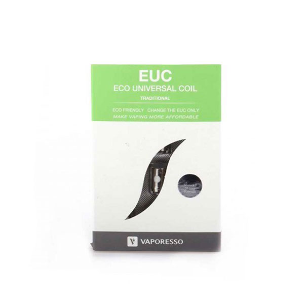 Vaporesso EUC Universal Coils 0.5ohm 5 Pack