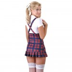 Cottelli Collection Costumes School Girl Dress