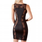 Cottelli Collection Mini Dress With Open Front