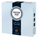 Mister Size 57mm Your Size Pure Feel Condoms 36 Pack