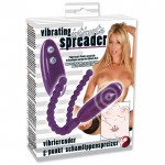 Intimate Spreader And Vibrating GSpot Bullet