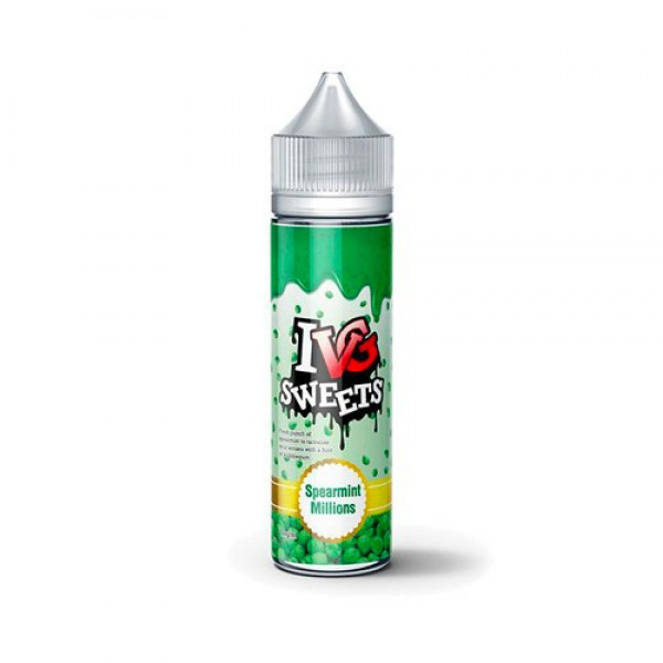 IVG Sweets Spearmint Millions 50ml