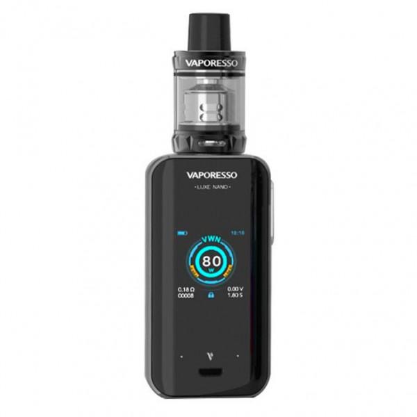 Vaporesso Luxe Nano SKRR Kit Black