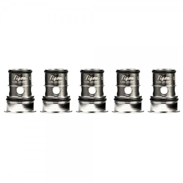 Aspire Tigon Coils 0.4ohm 5 Pack