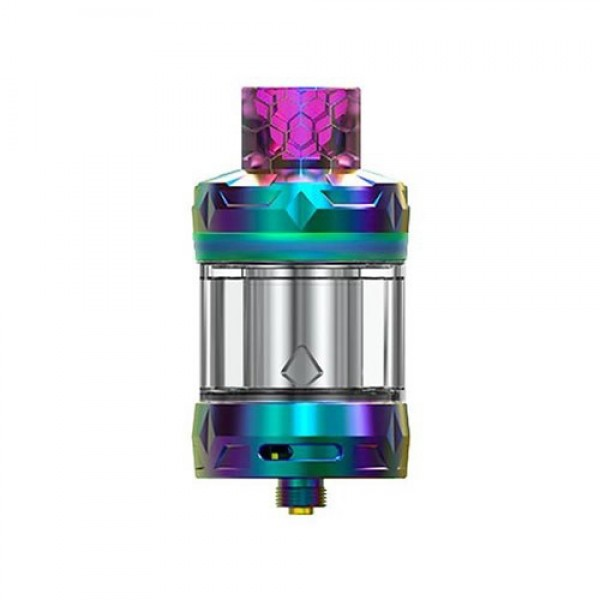 Aspire Odan Tank Rainbow and 7ml Bubble Glass