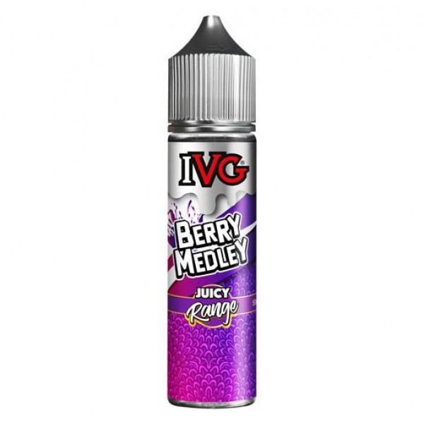 IVG Juicy Berry Medley 50ml