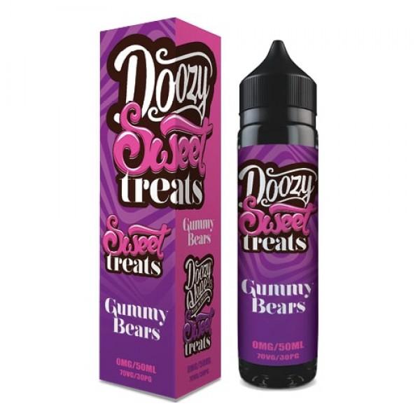 Doozy Vape Sweet Treats Gummy Bears 50ml