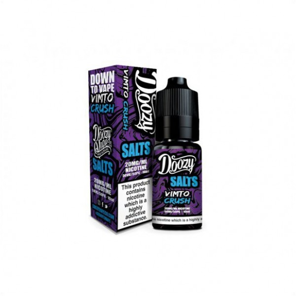 Doozy Vape Nic Salt Vimto Crush 10mg
