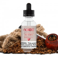 Naked 100 American Tobacco ELiquid 50ml