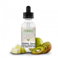 Naked 100 Green Blast ELiquid 50ml