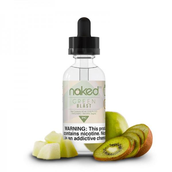 Naked 100 Green Blast ELiquid 50ml