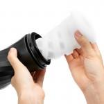Tenga Air Tech Twist Ripple Reusable Vacuum Cup Masturbator