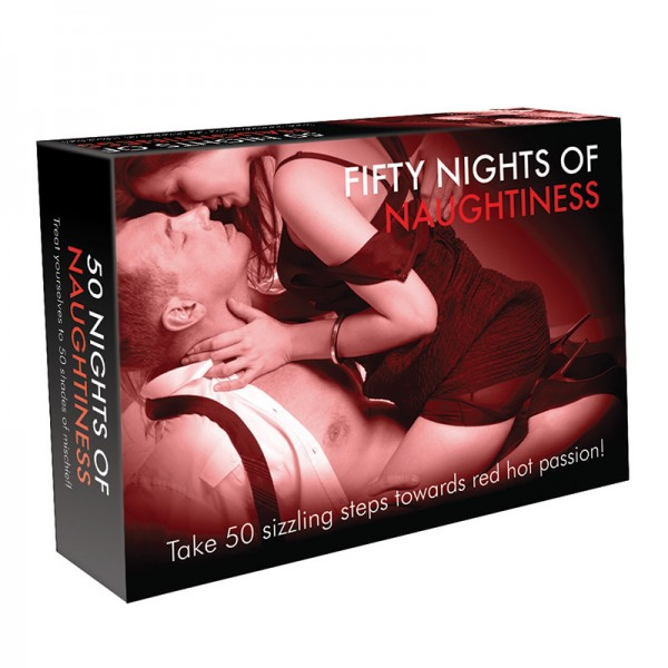 Fifty Nights Of Naughtiness Adult Game