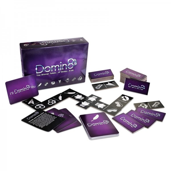 Domin8 Adult Game