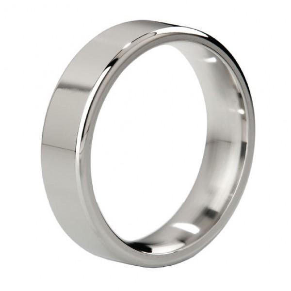 MyStim The Duke Stainless Steel Cock Ring