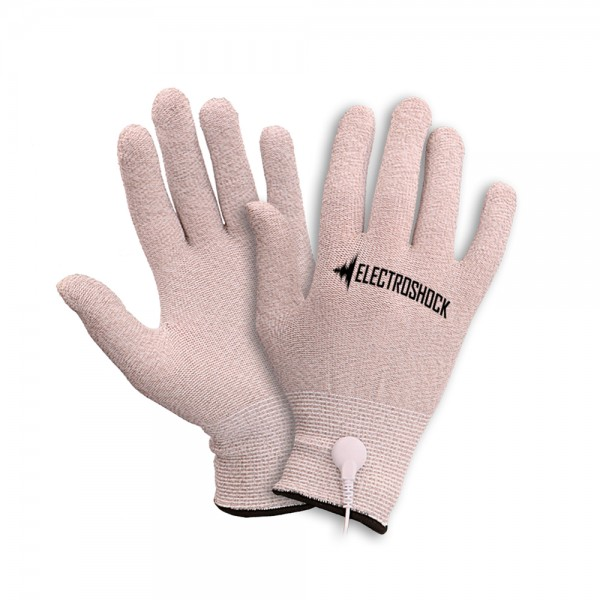 E Stimulation Gloves By Electroshock