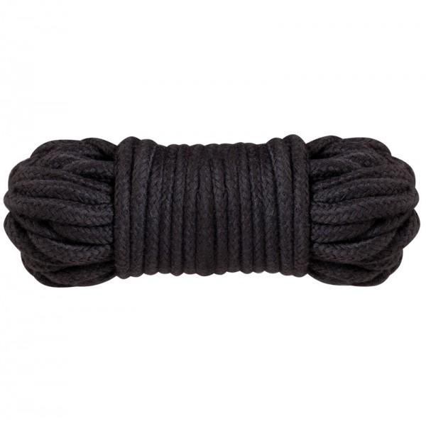 Black 10 Metre Sex Extra Love Rope BDSM