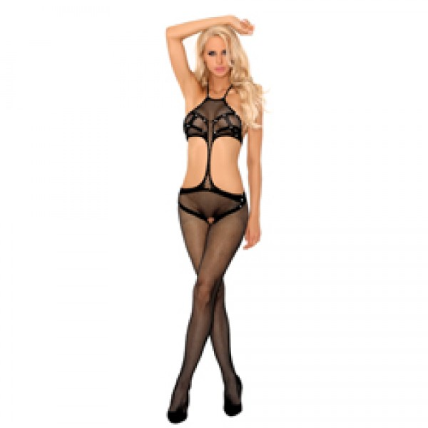 Corsetti Tryphosea Crotchless Body UK 8 to 12