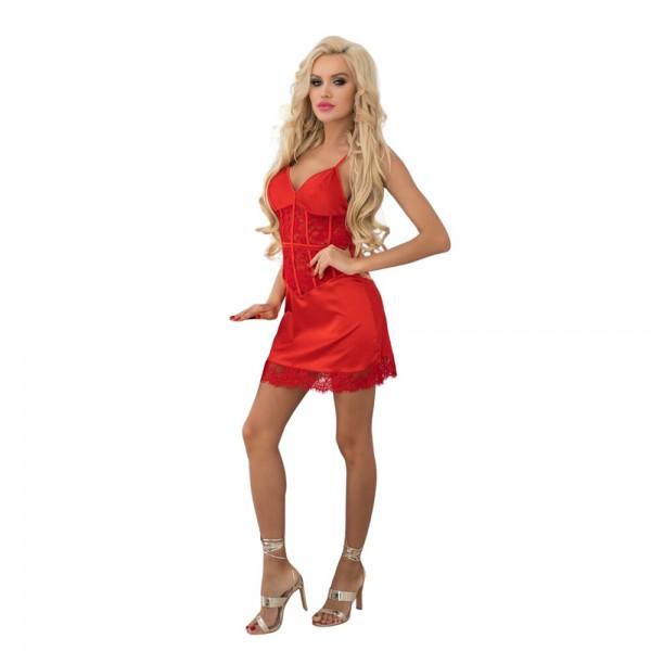 Corsetti Vrogrann Dress Red