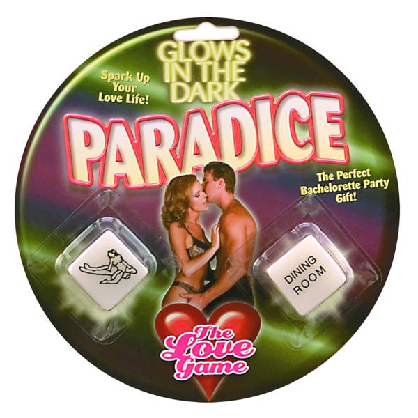 Glow in the Dark Paradice Adult Novelty Gift