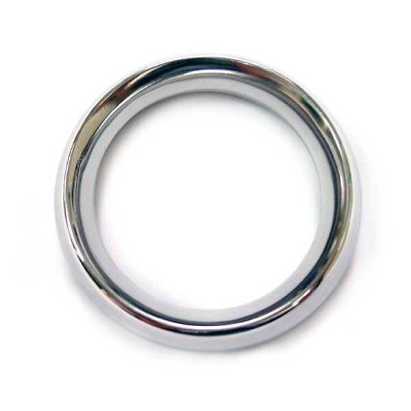 Stainless Steel Doughunt Cock Ring 45mm By Rouge