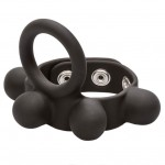 Penis Ring and Ball Stretcher Medium Weight