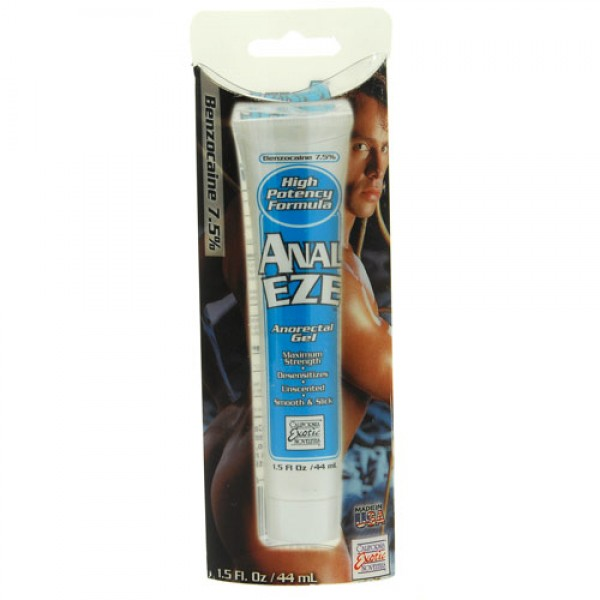 Gel Lubricant By Anal Eze