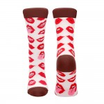 Lip Love Sexy Socks Size 36 to 41