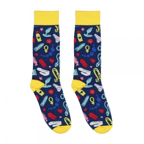 Kinky Minky Sexy Socks Size 42 to 46