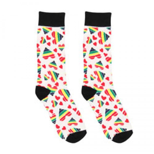 Happy Hearts Sexy Socks Size 3641