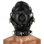 Strict Leather Sensory Deprivation Hood