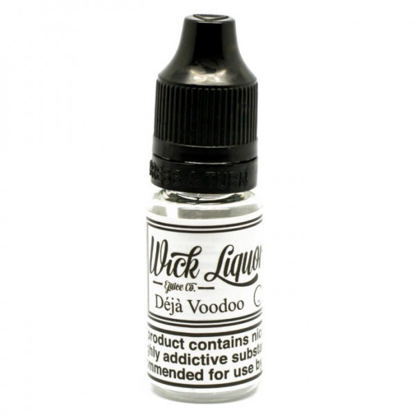 Wick Liquor Deja Voodoo 10ml 3mg