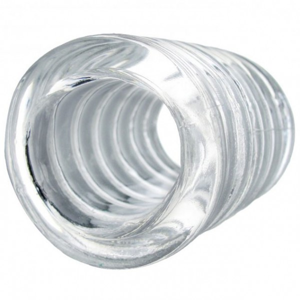Ball Stretcher Clear Spiral