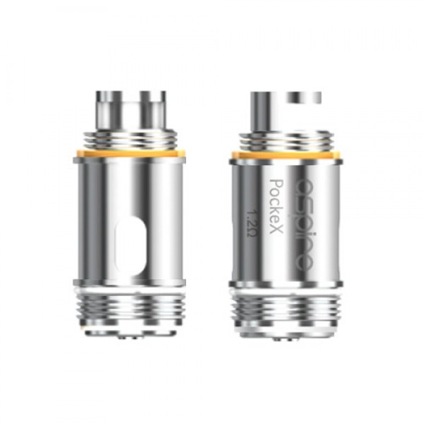 Aspire Pockex Coils  5 Pack