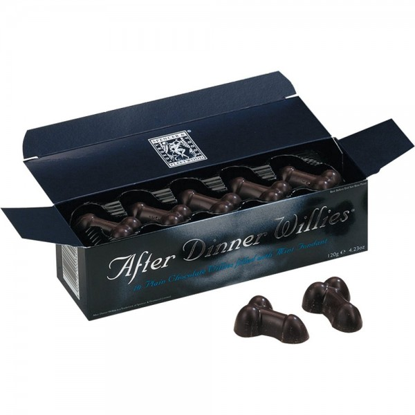 After Dinner Willies Novelty Chocolate