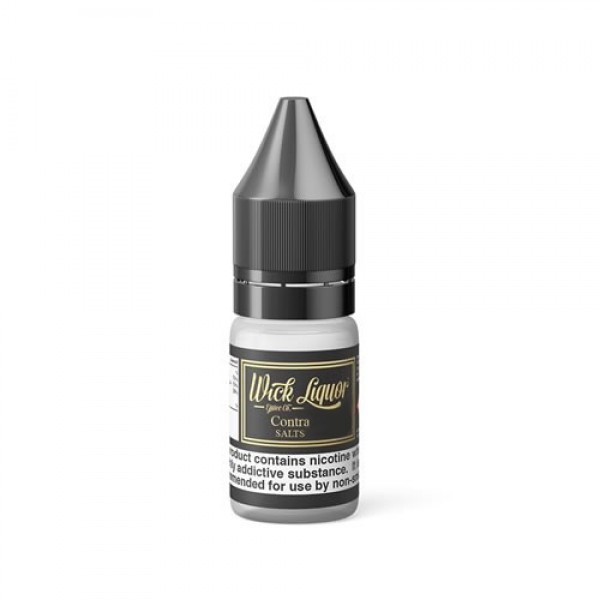 Wick Liquor Contra SALT 10ml 10mg