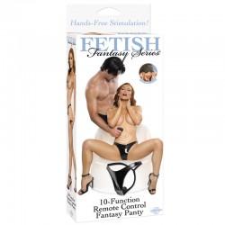 Fetish Fantasy Series 10 Function Remote Control Fantasy Panty